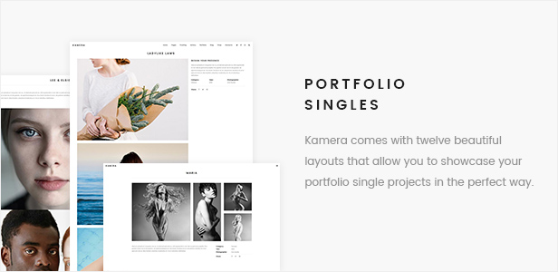 Kamera - Multi-Concept Photography Theme - 7