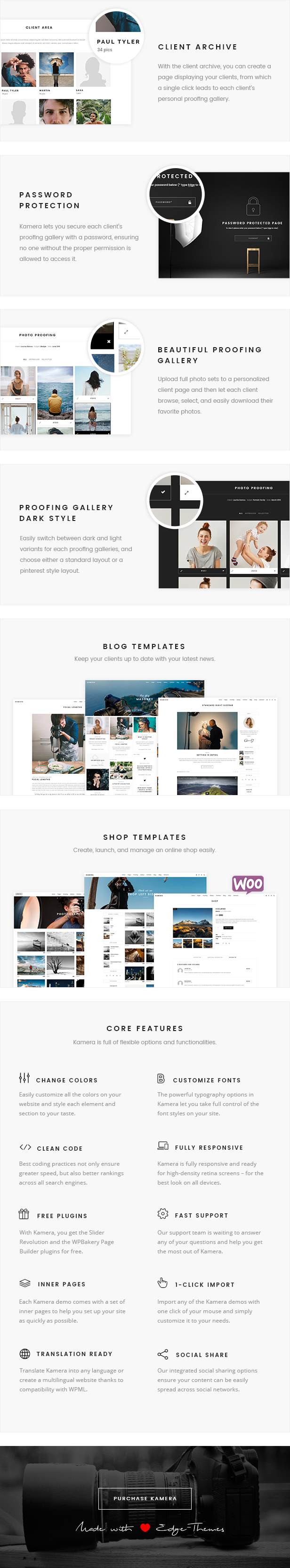 Kamera - Multi-Concept Photography Theme - 9